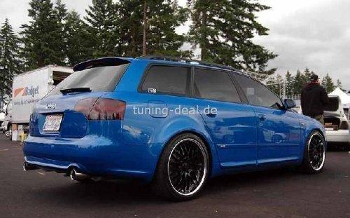 Audi A4 Avant B7 Heckspoiler S Line S-Line Spoiler