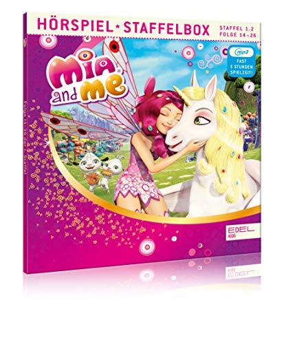 Mia and me - Staffelbox 1.2 (mp3-CD) - Folge 14 - 26