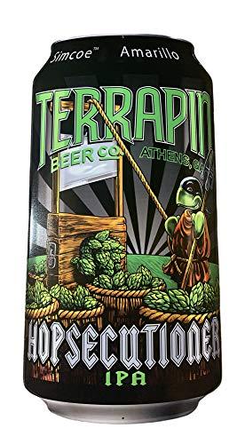 Terrapin IPA Beer Company Tin Metal Sign | Hopsecutioner | Athens Georgia
