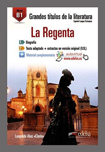 Gtl B1 - Regenta, La [Lingua spagnola]