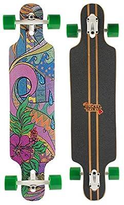 JUCKER HAWAII Longboard New HOKU in 3 Flexstufen - Verschiedene Designs