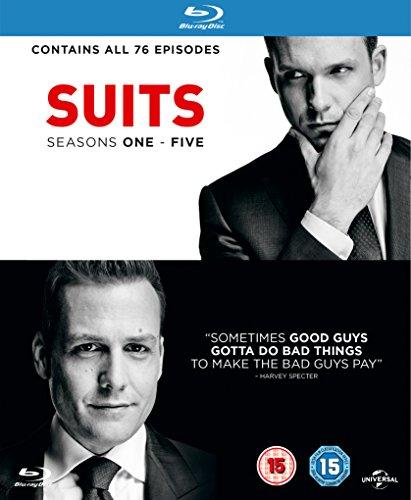 Suits - Season 1-5