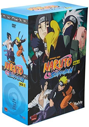 Naruto Shippuden 1ª Temporada, Box 2