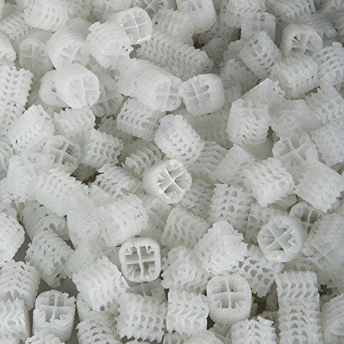 Hel-X® 17 KLL 100l hochwertiges Filtermedium Helix Bio Filtermaterial