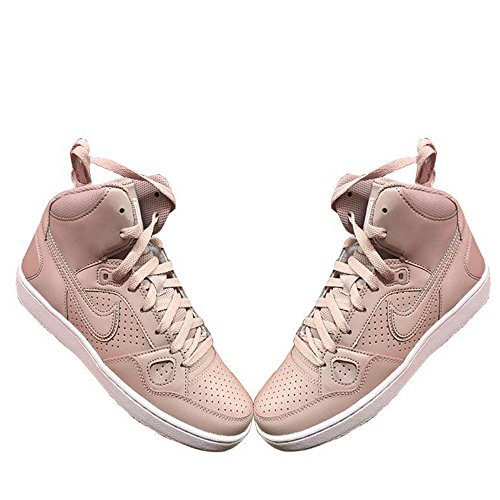 NIKE Women Son Force Mid 616303-603 Particle Rose Pink Size 8.5