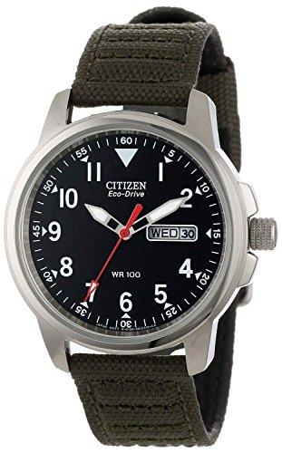 Citizen Watches BM8180-03E Army/Black One Size