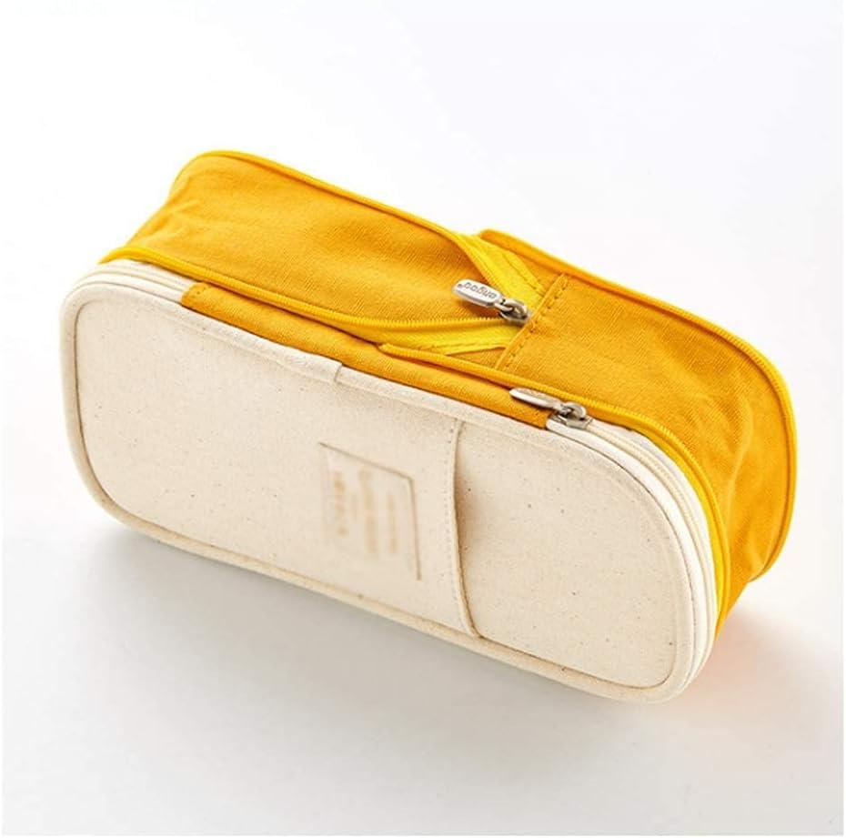 Pencil case Case Cute 5 ☆ popular P Long Beach Mall Pattern Marble School