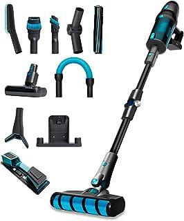 Cecotec Aspirador Escoba Sin Cable Conga Rockstar 900 Ultimate ErgoWet. Sin Bolsa, 600 W, Succión 200aW, Presión 26 KPA, M...