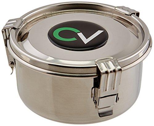 Cvault Humidity Control Airtight Stash Container by Freshstor, Medium