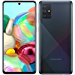 Samsung Galaxy A71 SM-A715F/DS 4G LTE 128GB + 6GB Ram Octa Core (LTE USA Latin Caribbean Euro) w/Four Cameras (64+12+5+5mp) Android (Black) Renewed