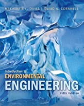 By Mackenzie Davis - Introduction to Environmental Engineering (McGraw-Hill Series in (5th Edition) (2012-02-15) [Hardcover]