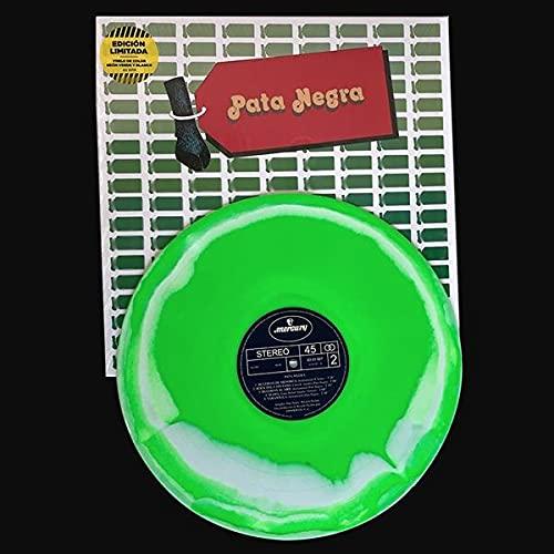 Pata Negra (Edición Limitada 2021) (Vinilo Neón Verde/ Blanco)(LP-Vinilo)