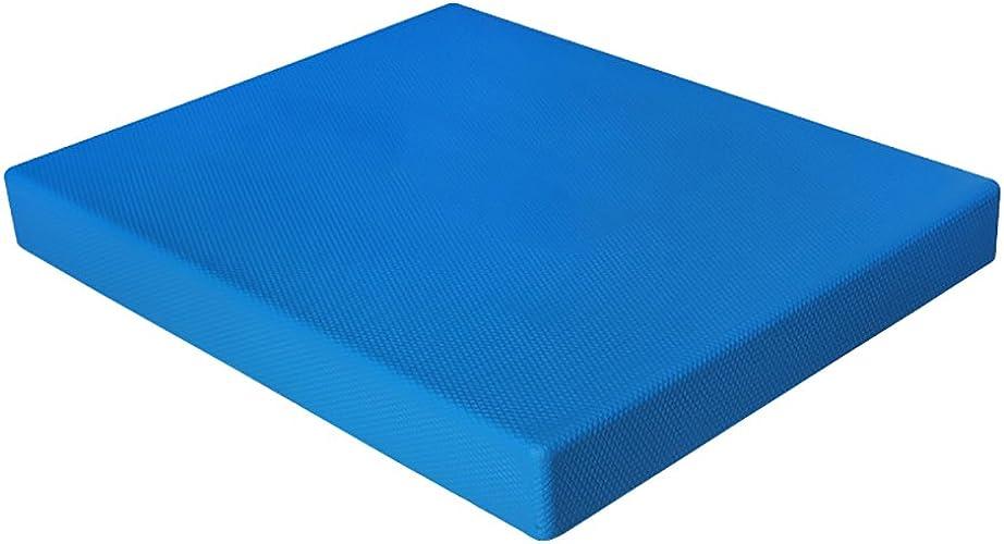 TESITE Dispositif D'entraînement De Balance De Presse De Jambe De Pilates 100% De Yoga (49.5  39.5  5.5cm)