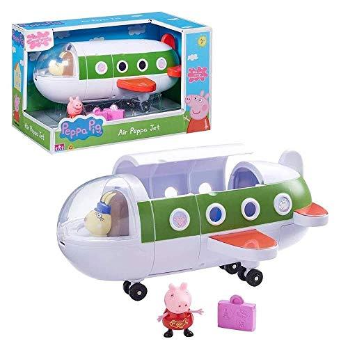 Brinquedo Avião da Peppa, Peppa Pig, Sunny