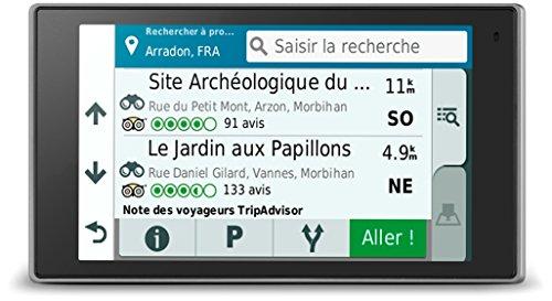 Garmin DriveLuxe 51 LMT - GPS Auto - 5 pouces - Cartes Europe 46 pays - Cartes et Trafic gratuits à...