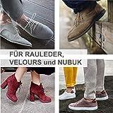 Solitaire Velours Nubuk Pflege 75 ml zur Pflege und Imprägnierung für Velours-, Nubuk- und Wildleder und Textilien in verschiedenen Farben