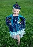 Great Pretenders- Midnight Witch Dress/Hat Gorros, máscaras y accesorios para fiesta, Color azul (azul), m (31885)