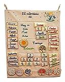 Mi Primer calendario Personalizado en castellano