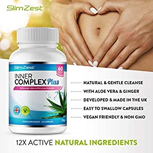 Raspberry Ketone and Natural Cleanse Duo - UK Made Premium Grade Ketone - Large Supply Easy to Follow Diet Course - Vegan Friendly - from A Trusted UK Brand