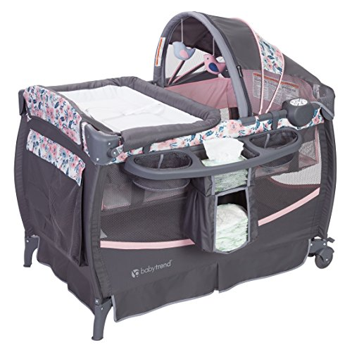 Baby Trend Deluxe II Nursery Center Review