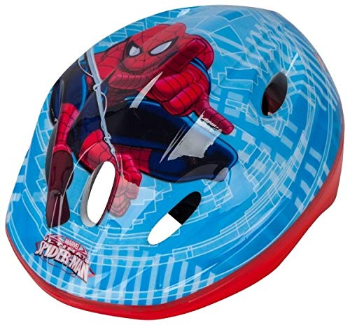 Dinobikes Spiderman 3 Fahrradhelm, Kinderfahrradhelm