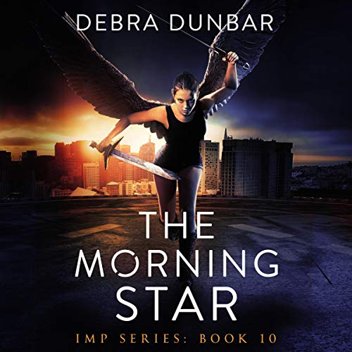 The Morning Star audiobook cover art