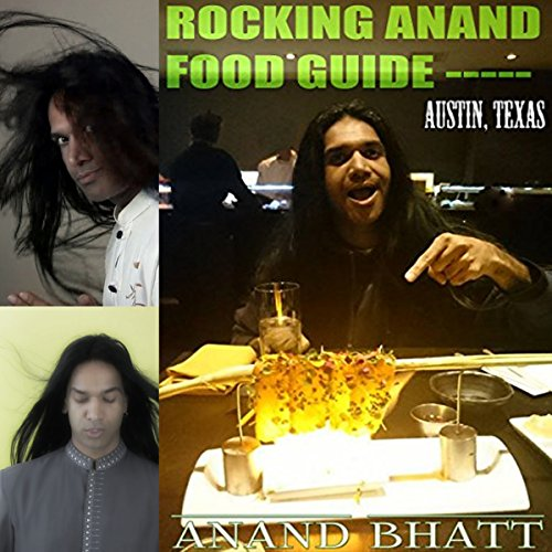 Rocking Anand Food Guide cover art
