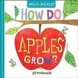 Hello, World! How Do Apples Grow? white board Jan, 2021