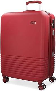 Amazon.es: maletas medianas - Rojo