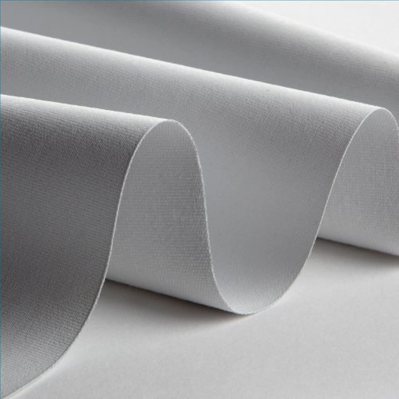Carl's Blackout Cloth, 16:9, 110x200, Projector Screen Material, White, 1.0