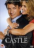 Castle - Season 5 [Reino Unido] [DVD]