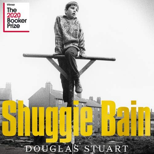 Shuggie Bain cover art