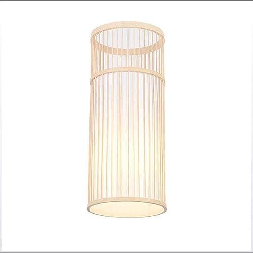 FR Lustre nordique simple en forme de lustre, lampe suspendue en rougein en osier de bricolage tropical au sud-est asiatique, restaurant bar chambre salon lustre