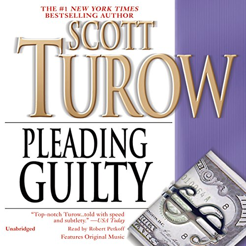 Pleading Guilty audiobook cover art