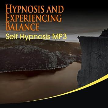 Hypnosis And Experiencing Balance Self Hypnosis MP3_1