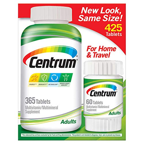 Centrum Adults Multivitamin, 425 Ta…