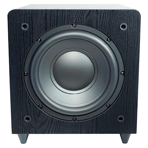 Sunfire Dynamic SDS-10 Subwoofer System - 250 W RMS (Black Ash)