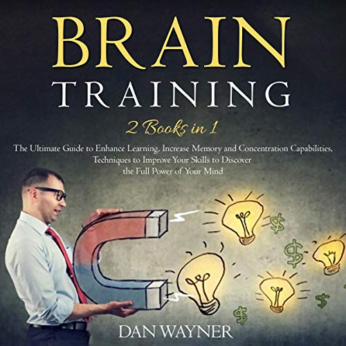 『Brain Training, 2 Books in 1』のカバーアート