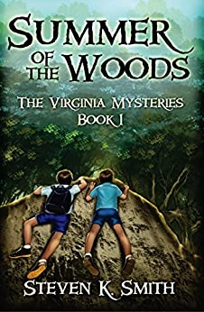 Summer of the Woods (The Virginia Mysteries Book 1) by [Steven K. Smith]