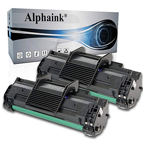 2 Toner Alphaink ML-2010D3 Compatibile Samsung ML-1610 1620 1625 2010 2015 2020 2520 2571 2570G SCX-4321 4521