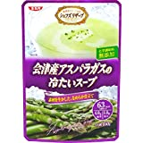 SSKセールス 会津産アスパラガスの冷たいスープ 160g ×5袋