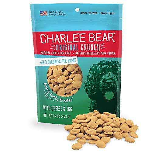 Charlee Bear Original Dog Treats Now $1.93 (Was $6.99)