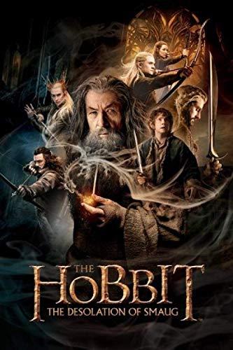 1000 piezas de juegos de rompecabezas, rompecabezas de colores para adultos y niños: el hobbit: la desolación de los carteles de películas de Smaug, juegos de habilidad para toda la familia, jueg