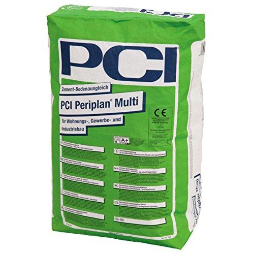 PCI Periplan Multi grau 25kg Zement-Bodenausgleich