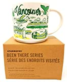 Starbucks Been There Series - Vancouver, Canada Mug, 14 Fl Oz