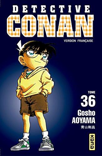 Détective Conan, tome 36