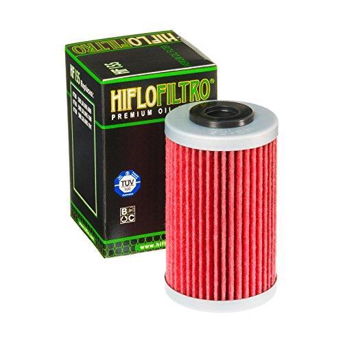 Ölfilter Hiflo HF155 schwarz