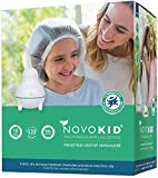 Novokid Revolutionary Complete Lice Treatment Kit - Treat Lice in 10 Minutes - No Shampoo Needed, Lice Comb Included - Hurt Free - (Full KIT)