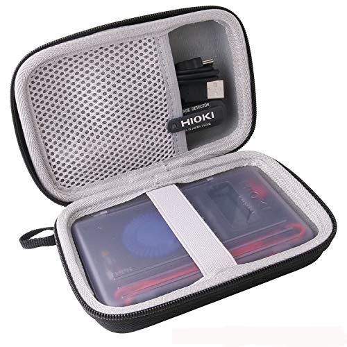用の HIOKI(日置電機) 3244-60 デジタルマルチメーター 専用保護 キャリング 収納ケース -waiyu JP