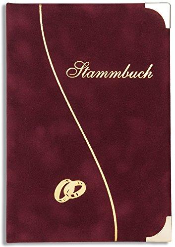 Stammbuch Renkaat  Stammbuch der Familie Familienstammbuch Bordeaux Hochzeit